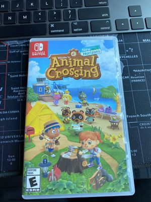 Animal Crossing Nintendo Switch for Sale in Riverwoods, IL