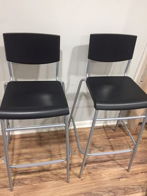 4 IKEA Bar stools for Sale in Glendale Heights, IL