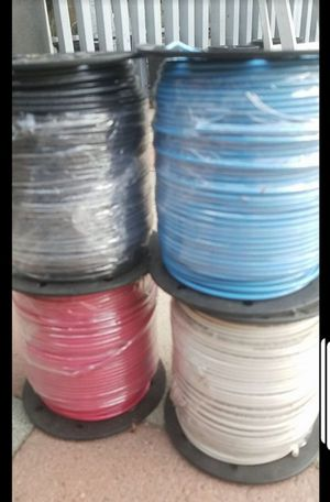 Size 10 stranded wire 500ft each for Sale in Los Angeles, CA