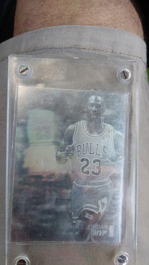 Micheal Jordan MVP UpperDeck 1991 for Sale in Largo, FL