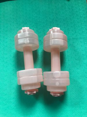 Water weight dumbbells for Sale in Philadelphia, PA