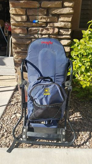 Evenflo Baby Carrier Backpack for Sale in Phoenix, AZ