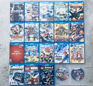 Nintendo Wii U Games for Sale in Newport Beach, CA
