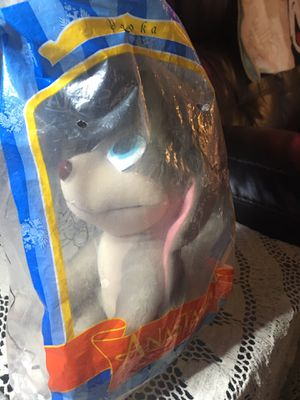 Pooka STUFFED ANIMAL FROM ANASTASIA 1997 - NEW - SEALED located off lake mead and jones area asking $7 for Sale in Las Vegas, NV