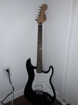 Affinity Series Fender Squire for Sale in Winnsboro, SC