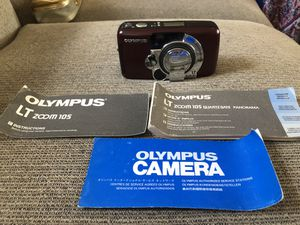 Olympus LT Zoom 105-35MM Quartz Date Panorama for Sale in Pittsburgh, PA