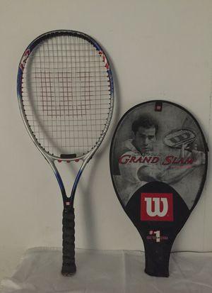 Pete Sampras grand slam titanium tennis racket for Sale in New York, NY