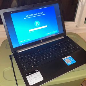 hp Notebook Laptop - 15-db0031nr for Sale in Santee, CA