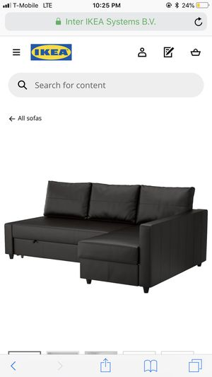 IKEA sofa bed for Sale in San Juan Capistrano, CA