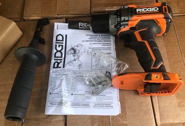 """Ridgid 18v Brushless 1/2"""" Drill for Sale in Lakeland,  FL"""