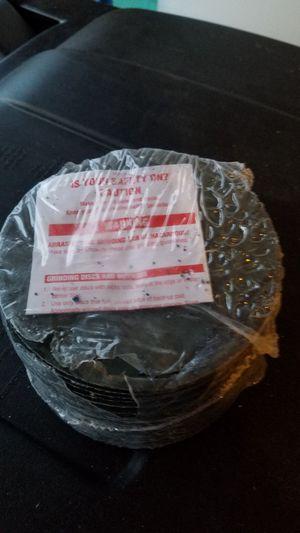 Round Sand Paper for Sale in San Antonio, TX
