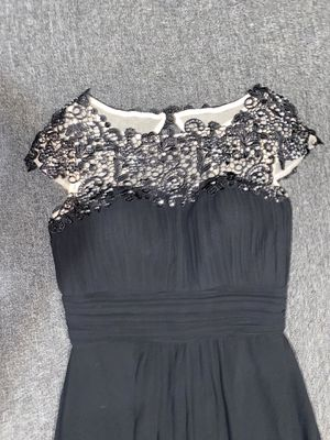 Black prom dress gown for Sale in East Brunswick, NJ