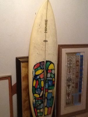 Hovie Surfboard 6ft 9 xlnt shape! for Sale in San Diego, CA