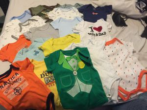 Baby boy 3-6 months clothing for Sale in Denver, CO