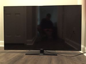 "Samsung 60"" 1080P Class LED Hdtv (UN60FH6003) fixable for Sale in Warner Robins, GA"