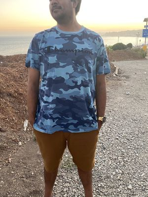 Champion Blue Camo Shirt for Sale in Los Angeles, CA