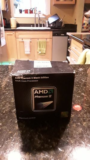 Brand new in the box. I looked on E/bay and found for $400 plus! Tech guys i know you wanna put this in your PC for Sale in Gorst, WA