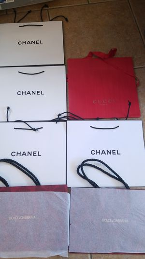Chanel shopping bag for Sale in San Marcos, CA