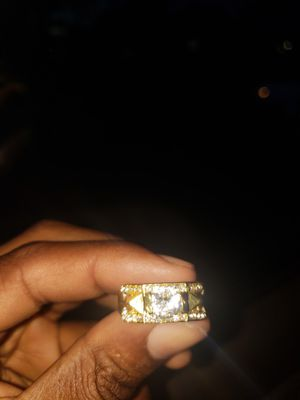Real gold ring for Sale in Aloma, FL