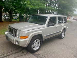 2007 Jeep Commander 4x4 3900$ Low Miles for Sale in Hartford, CT