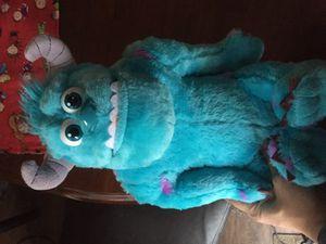 Monsters inc. Sullivan ,Sully monster for Sale in Sumner, WA
