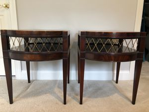 English Regency style end tables form 40s for Sale in Rockville, MD