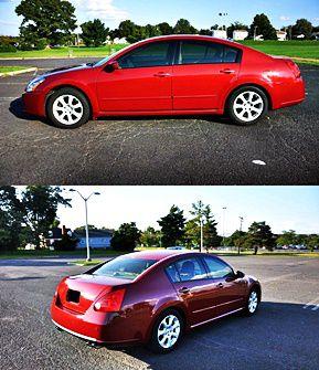 07.Nissan Maxima$1000 Mileage 95.xxx Drives GREAT for Sale in Washington, DC