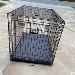 Folding Dog Crate for Sale in Hollywood, FL