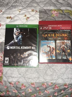 Mortal kombat XL xbox one for Sale in Los Angeles, CA