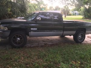 Fuel Rims and Toyo Open Country tires sell or trade for Sale in Vero Beach, FL