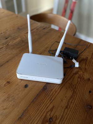 Netgear router for Sale in Seattle, WA