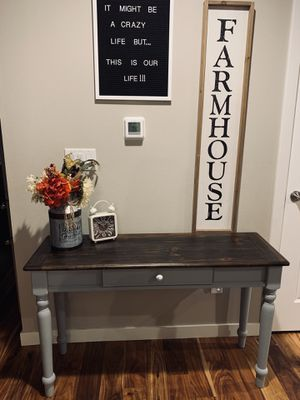 Sofa table for Sale in Stanwood, WA