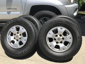 Toyota tocoma rims for Sale in Los Angeles, CA