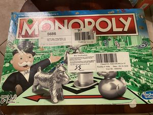 Monopoly for Sale in Fresno, CA