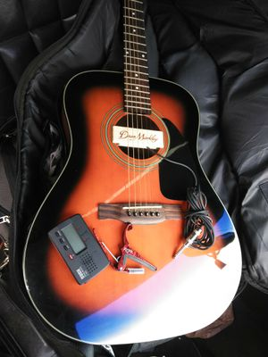 FENDER ACCOUSTIC GUITAR for Sale in Everett, WA