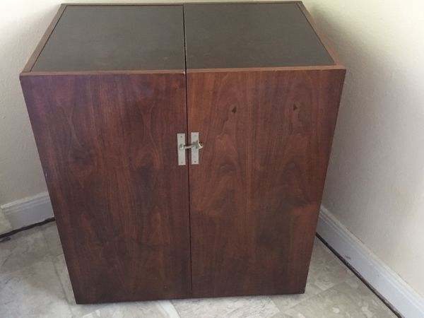 Convertible Cabinet on wheels