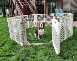 Superyard play pen for Sale in Hudson, MA