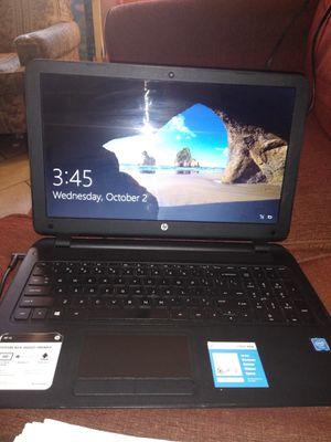 HP 15 Laptop 15.6 for Sale in Myrtle Beach, SC