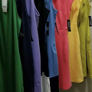 8 NY&Co Mini Dresses NWT Sz Xsmall and Small. for Sale in Gibsonton, FL