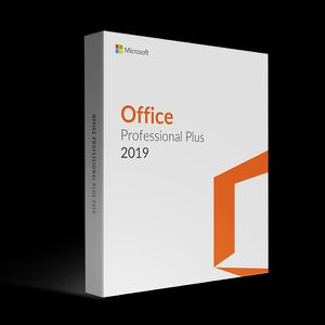 MICROSOFT OFFICE 2019 PROFESSIONAL PLUS EDITION for WINDOWS for Sale in UNM, NM