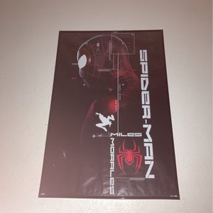 Spider Man Poster for Sale in Fort Worth, TX