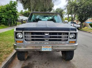 Blazer 1973 for Sale in Perris, CA