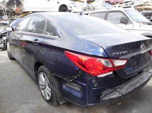 Parting out 2012 Hyundai Sonata for Sale in Deerfield Beach, FL