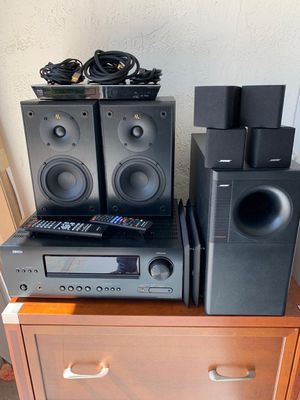 Home Theater System - 9 pieces for Sale in Boynton Beach, FL