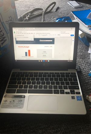 HP Chromebook for Sale in Clarksville, TN