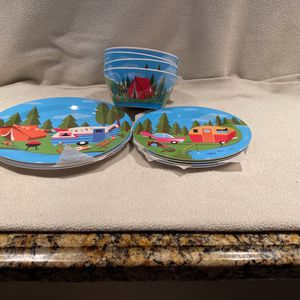 Fun dishes For Your Travel Trailer for Sale in Tempe, AZ