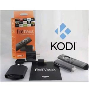 Firestick 4k and original NEW WITH UNLIMITED TV! for Sale in Boca Raton, FL