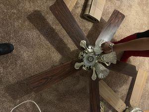Wooden Ceiling Fan for Sale in Lanham, MD