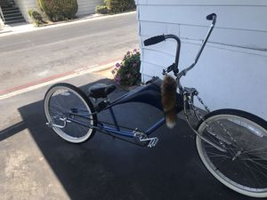 Custom Built Stretched LowRider Bike for Sale in Santa Ana, CA