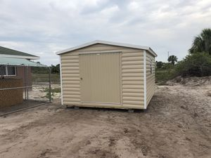 11'x14' State Approved Shed $3150 for Sale in Lake Placid, FL